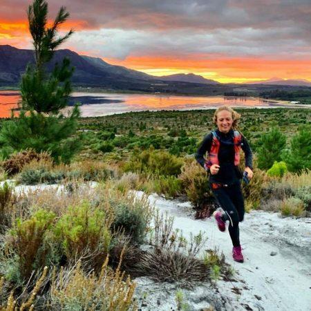 Hiking and Running